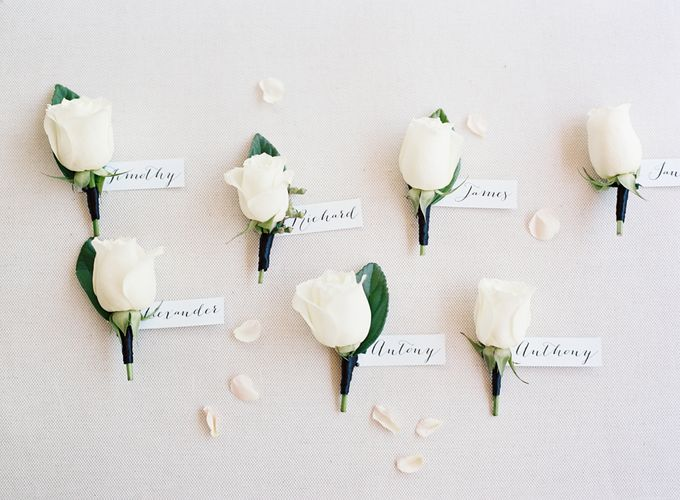 Elegant Country Club Black Tie Wedding by Lilli Kad Photography - 013