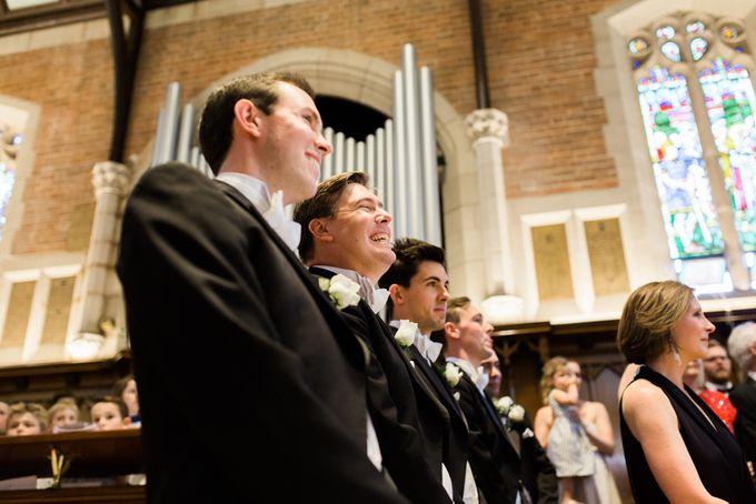 Elegant Country Club Black Tie Wedding by Lilli Kad Photography - 017