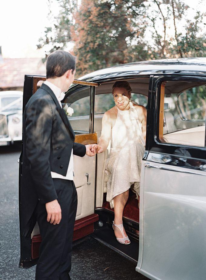 Elegant Country Club Black Tie Wedding by Lilli Kad Photography - 022