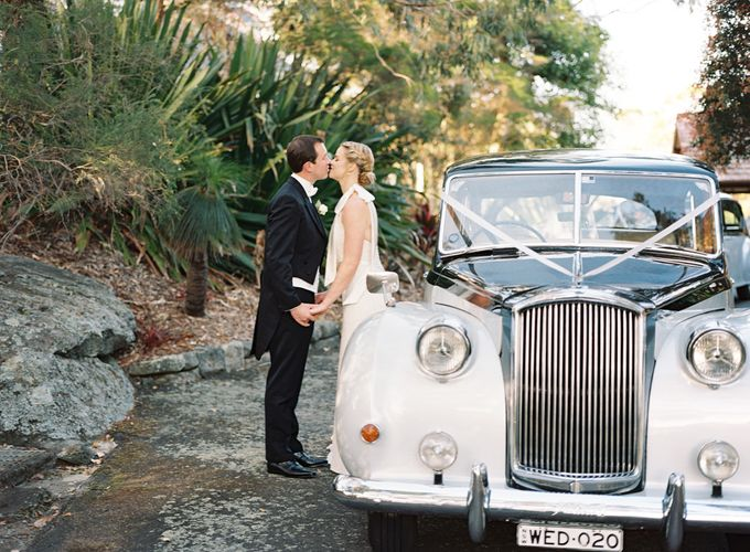 Elegant Country Club Black Tie Wedding by Lilli Kad Photography - 023