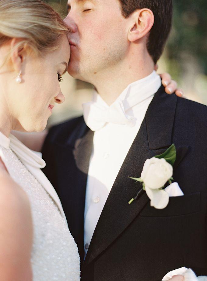 Elegant Country Club Black Tie Wedding by Lilli Kad Photography - 031