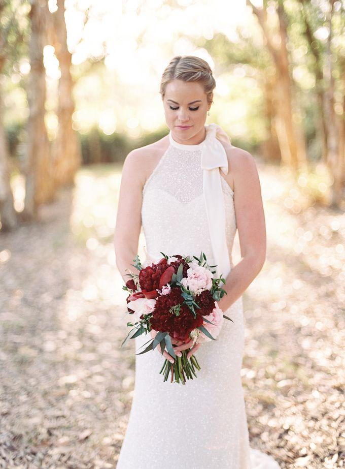 Elegant Country Club Black Tie Wedding by Lilli Kad Photography - 003
