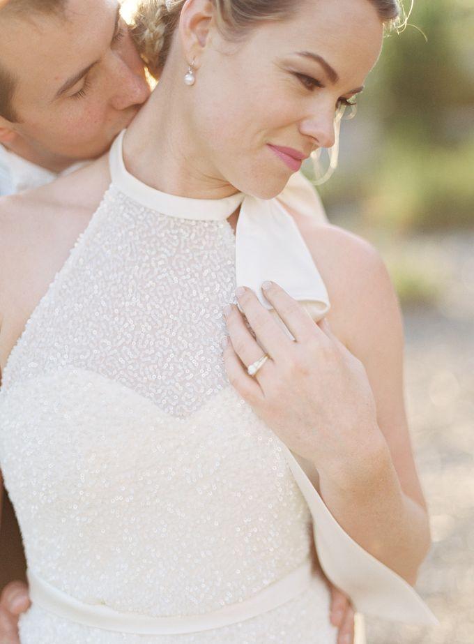 Elegant Country Club Black Tie Wedding by Lilli Kad Photography - 028