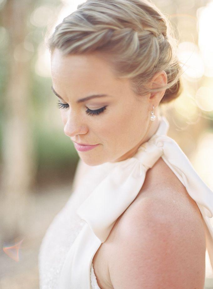 Elegant Country Club Black Tie Wedding by Lilli Kad Photography - 029