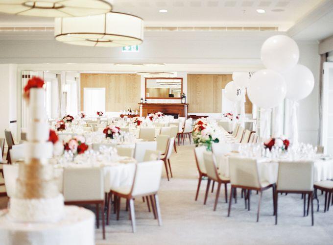 Elegant Country Club Black Tie Wedding by Lilli Kad Photography - 035
