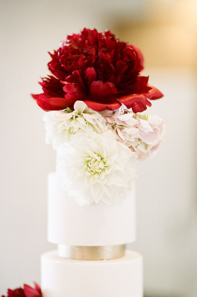 Elegant Country Club Black Tie Wedding by Lilli Kad Photography - 045