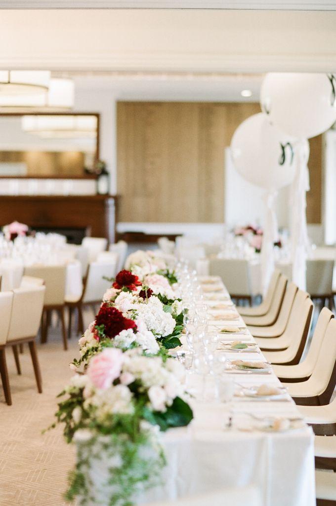 Elegant Country Club Black Tie Wedding by Lilli Kad Photography - 039