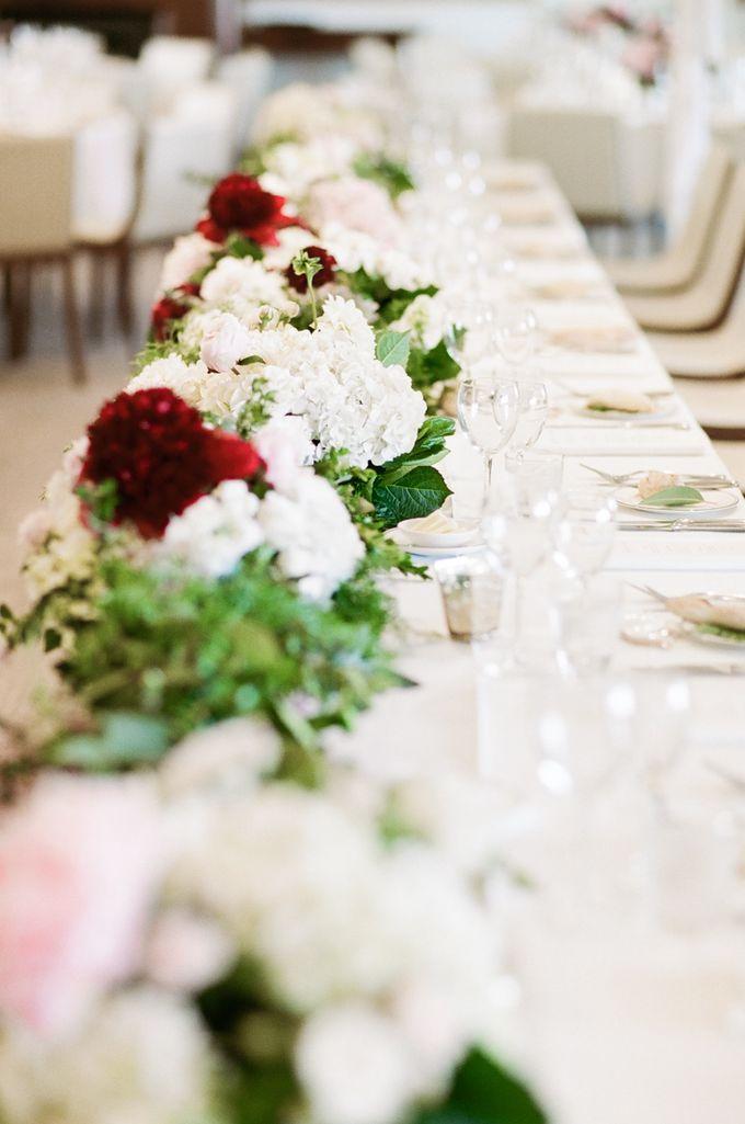 Elegant Country Club Black Tie Wedding by Lilli Kad Photography - 041