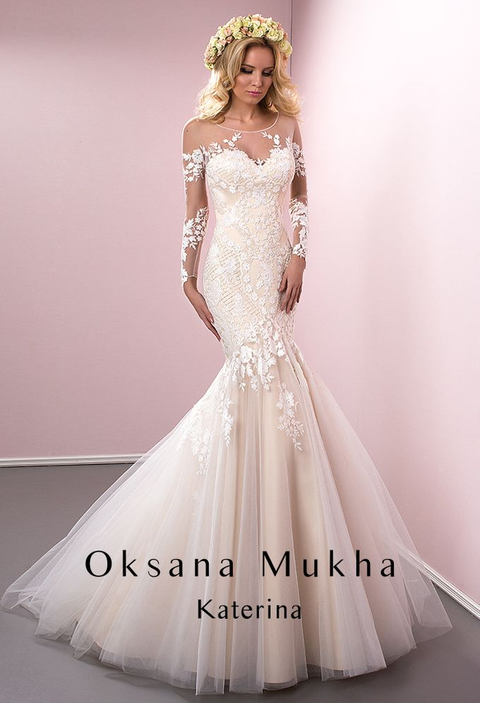 Preview Wedding Collection 2017 by OKSANA MUKHA - 021