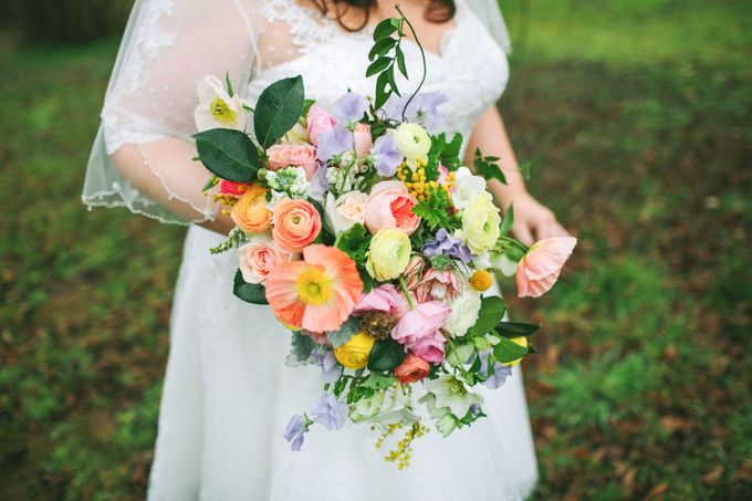 Bridal Party by Affair with George  Florals & Event Styling - 013