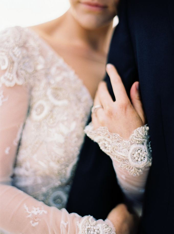 Elopement in the Dunes by Katie Grant Photography - 007