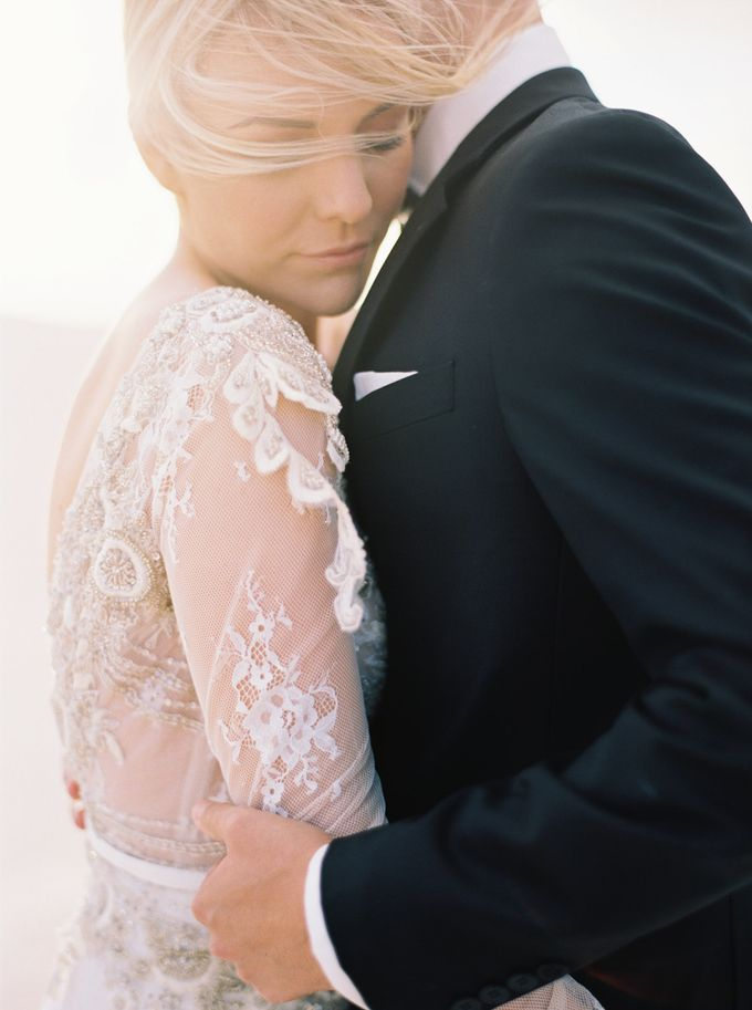 Elopement in the Dunes by Katie Grant Photography - 011