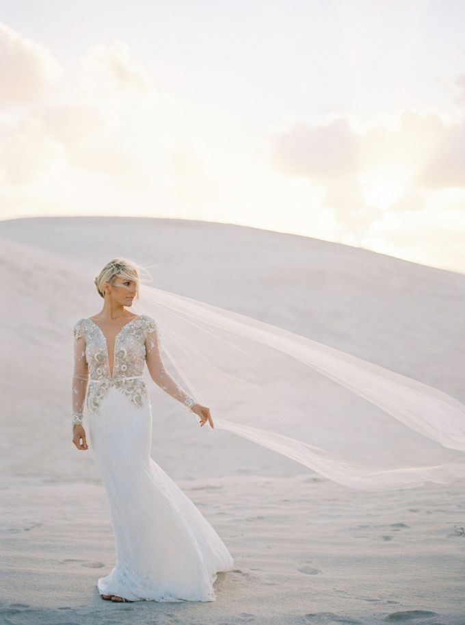 Elopement in the Dunes by Katie Grant Photography - 013