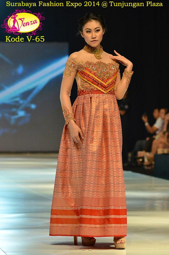 venza kebaya wedding service surabaya fashion expo 2014 tunjungan plaza1430554244 27