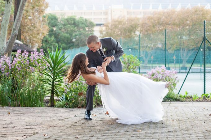 A Mountain View Country Club Wedding by Leanne Love Photography - 001