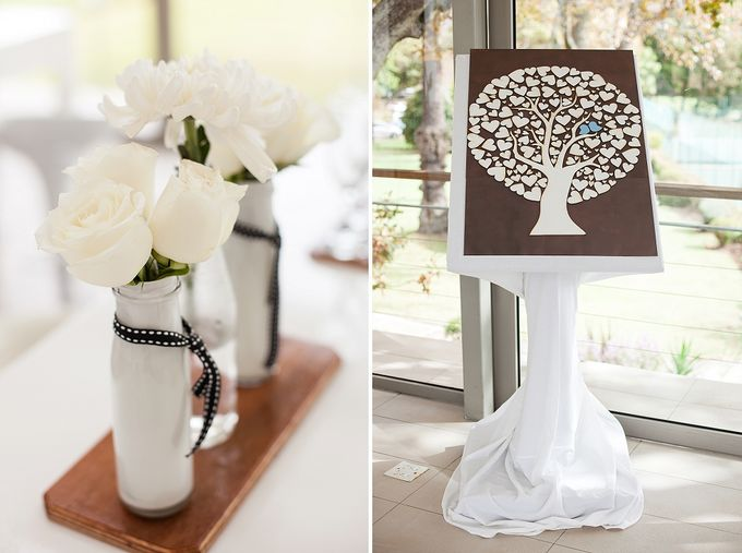 A Mountain View Country Club Wedding by Leanne Love Photography - 006
