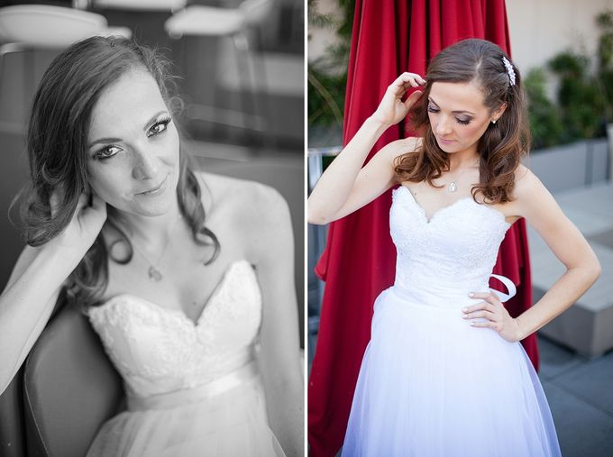 A Mountain View Country Club Wedding by Leanne Love Photography - 014