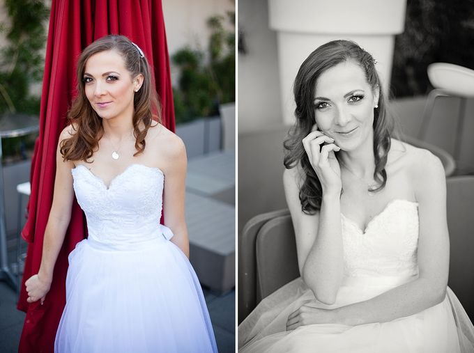 A Mountain View Country Club Wedding by Leanne Love Photography - 015