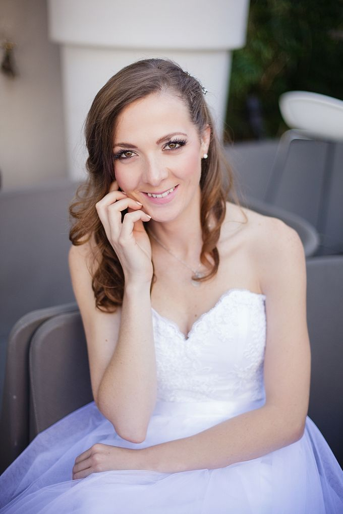 A Mountain View Country Club Wedding by Leanne Love Photography - 016