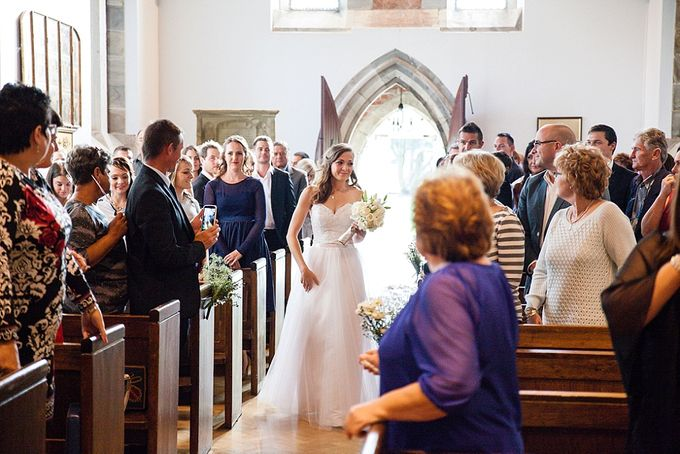 A Mountain View Country Club Wedding by Leanne Love Photography - 018