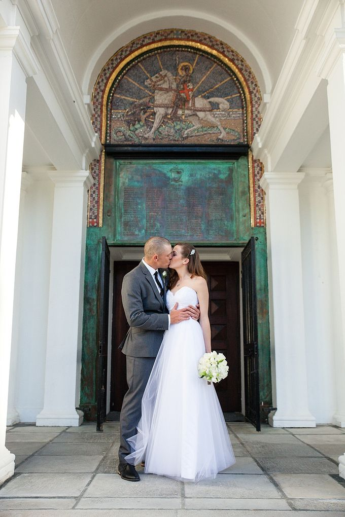 A Mountain View Country Club Wedding by Leanne Love Photography - 023