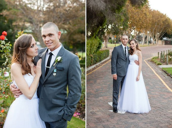 A Mountain View Country Club Wedding by Leanne Love Photography - 025