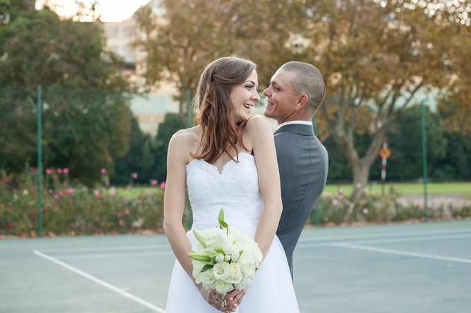 A Mountain View Country Club Wedding by Leanne Love Photography - 027