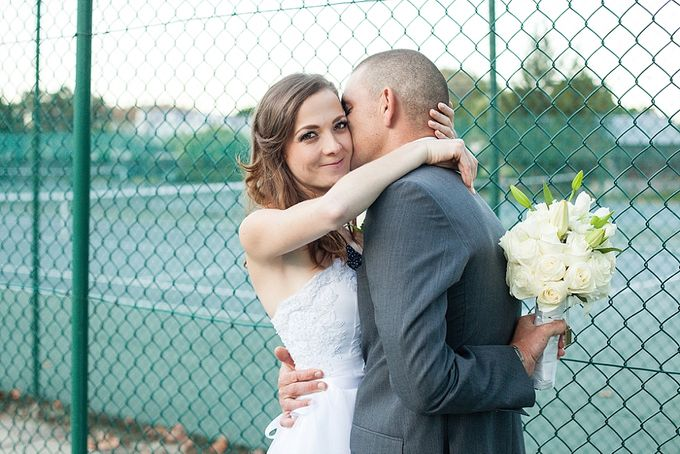 A Mountain View Country Club Wedding by Leanne Love Photography - 029