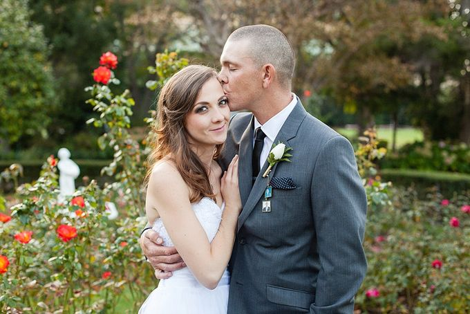 A Mountain View Country Club Wedding by Leanne Love Photography - 032