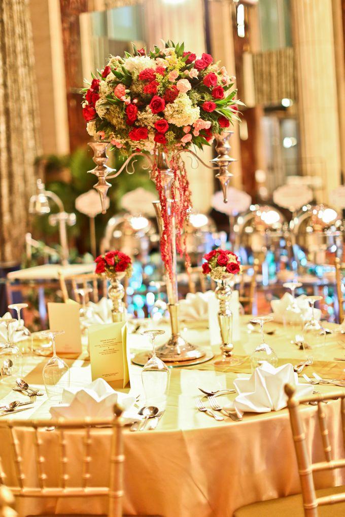 Wedding at Bali Room - Hotel Indonesia Kempinski Jakarta by Hotel Indonesia Kempinski Jakarta - 002