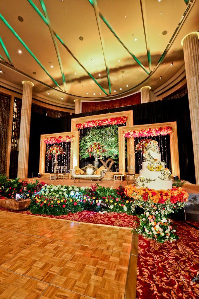 Wedding at Bali Room - Hotel Indonesia Kempinski Jakarta by Hotel Indonesia Kempinski Jakarta - 003