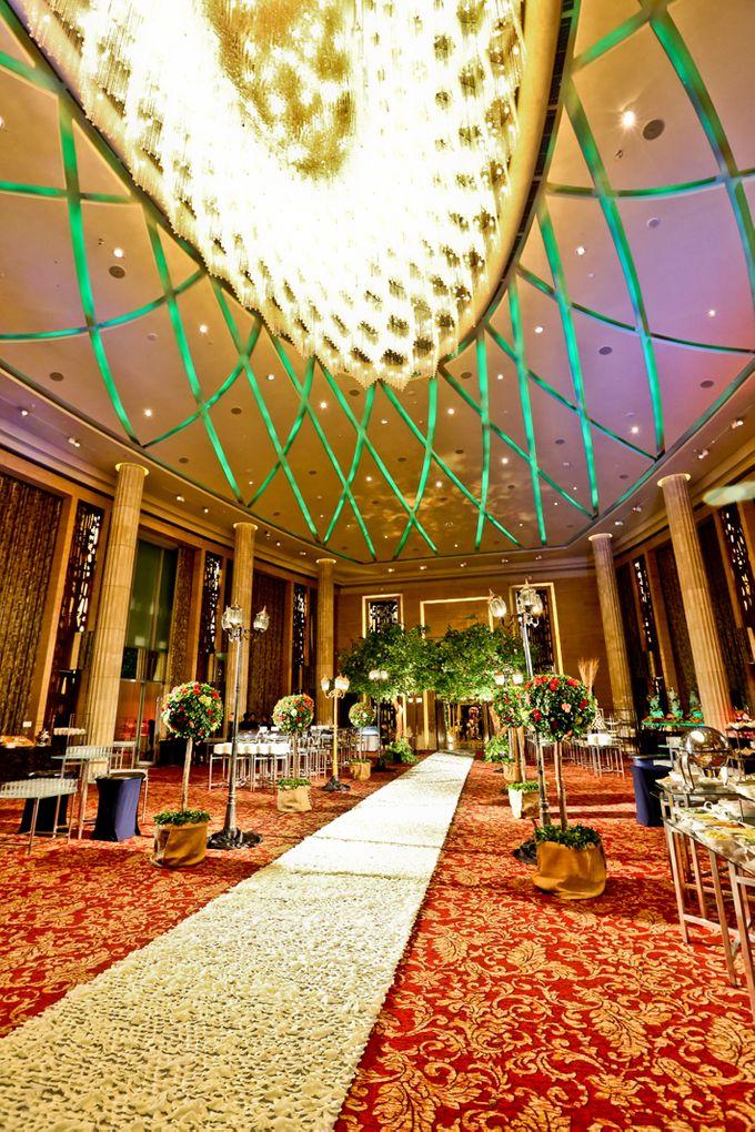 Wedding at Bali Room - Hotel Indonesia Kempinski Jakarta by Hotel Indonesia Kempinski Jakarta - 004