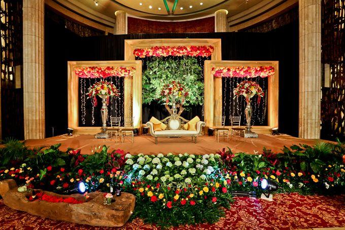 Wedding at Bali Room - Hotel Indonesia Kempinski Jakarta by Hotel Indonesia Kempinski Jakarta - 006