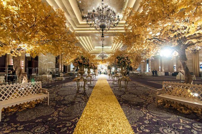 Wedding at Kempinski Grand Ballroom - Hotel Indonesia Kempinski Jakarta by Hotel Indonesia Kempinski Jakarta - 006
