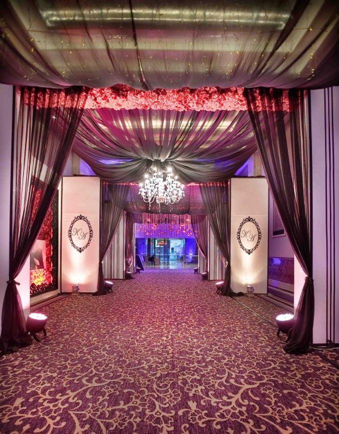 Wedding at Kempinski Grand Ballroom - Hotel Indonesia Kempinski Jakarta by Hotel Indonesia Kempinski Jakarta - 007