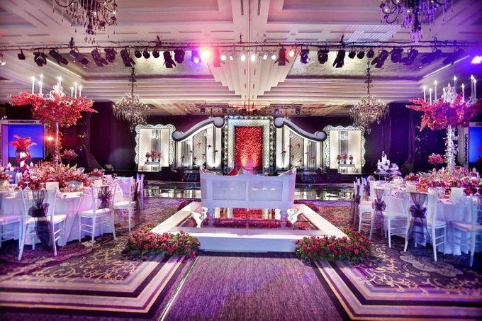 Wedding at Kempinski Grand Ballroom - Hotel Indonesia Kempinski Jakarta by Hotel Indonesia Kempinski Jakarta - 008