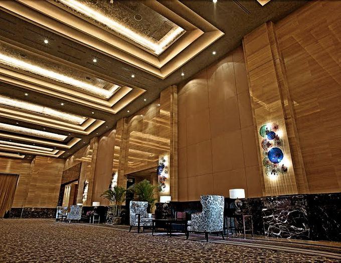 Wedding at Kempinski Grand Ballroom - Hotel Indonesia Kempinski Jakarta by Hotel Indonesia Kempinski Jakarta - 014