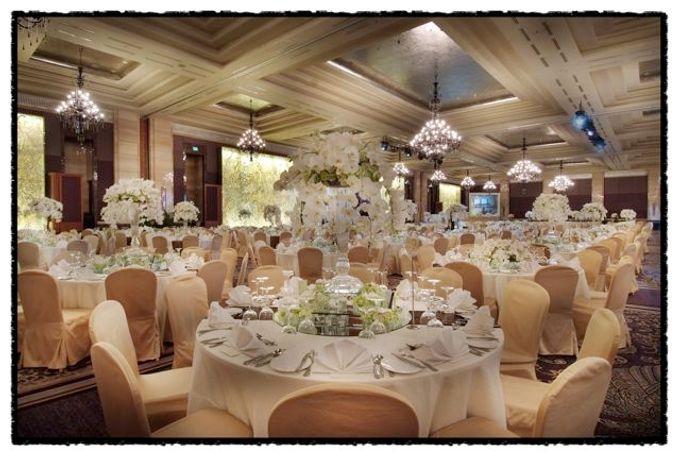 Wedding at Kempinski Grand Ballroom - Hotel Indonesia Kempinski Jakarta by Hotel Indonesia Kempinski Jakarta - 019