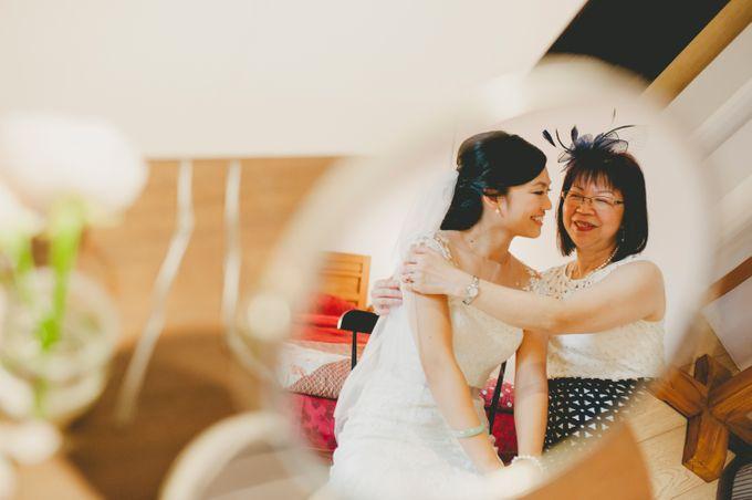 Lush Tropical Garden Wedding by Chere Weddings & Parties - 003