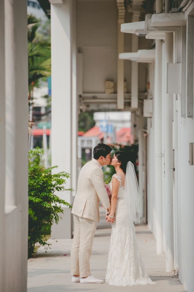 Lush Tropical Garden Wedding by Chere Weddings & Parties - 007