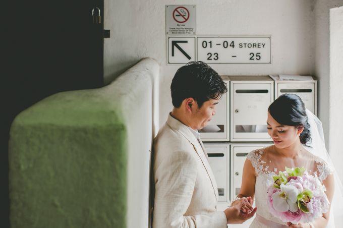 Lush Tropical Garden Wedding by Chere Weddings & Parties - 009