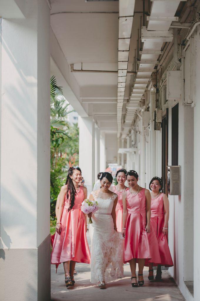 Lush Tropical Garden Wedding by Chere Weddings & Parties - 008