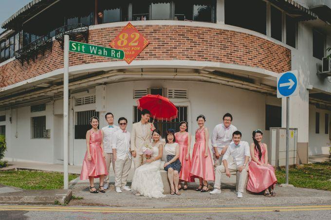 Lush Tropical Garden Wedding by Chere Weddings & Parties - 010