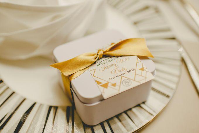 Lush Tropical Garden Wedding by Chere Weddings & Parties - 026