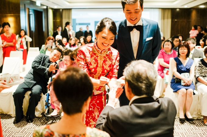 Lush Tropical Garden Wedding by Chere Weddings & Parties - 022