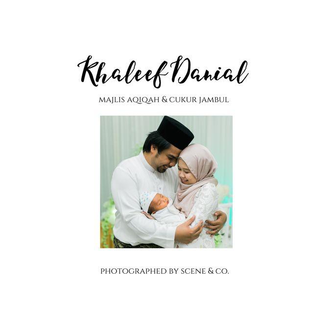 Khaleef Danial by Scene & Co. - 001