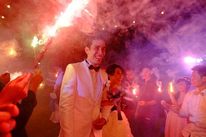 Kikin & Tristan Wedding by Tirza Zoraya - 001
