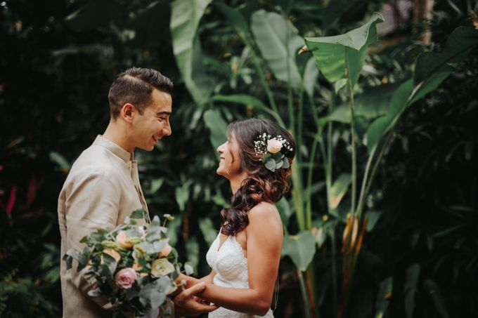 Ubud Wedding of Kim and Mike by Terralogical - 001