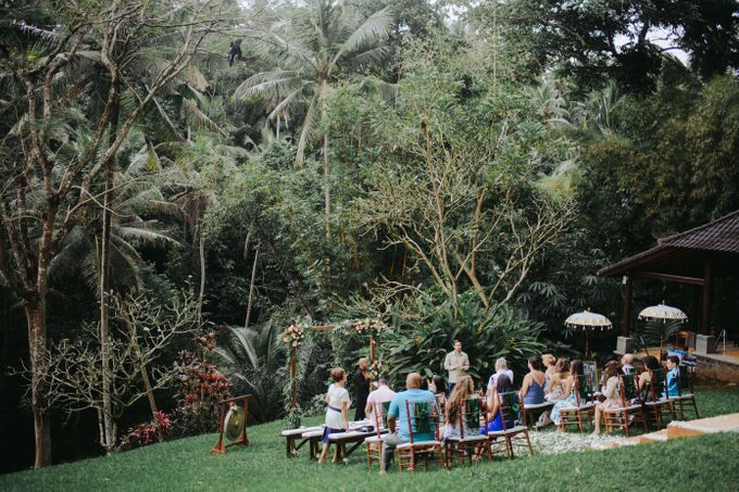 Ubud Wedding of Kim and Mike by Terralogical - 009