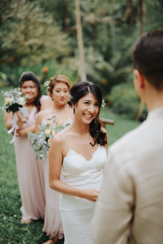 Ubud Wedding of Kim and Mike by Terralogical - 010
